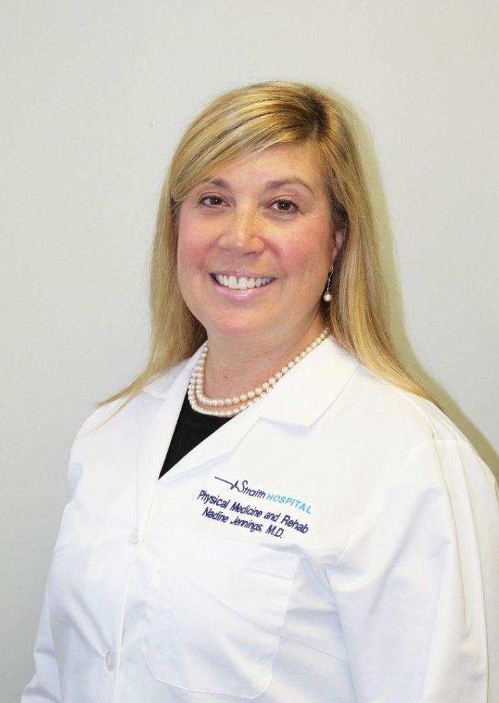Dr. Nadine Jennings i